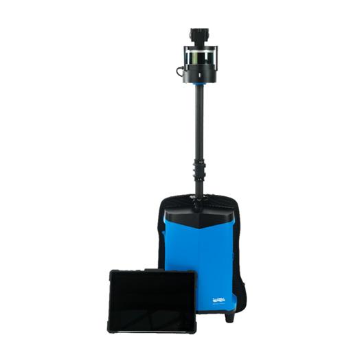 LiBackpack C50 360° カメラ+LiDAR統合