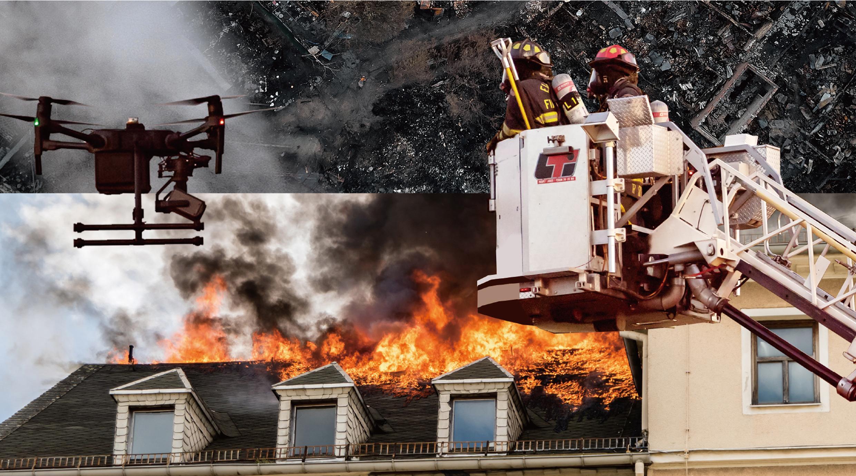 消防・危機管理・出張特別ドローン講座